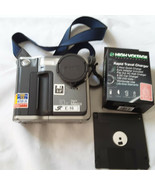 Sony Mavica MVC-FD7 0.3MP Digital Camera - Steel Gray - $37.39