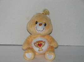 Vintage Care Bears CHAMP Bear Plush Stuffed Toy Small 6 Inch - $19.78