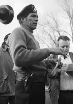 Art print POSTER Dennis Banks Talking WPress;Gun On Hip - $2.96+
