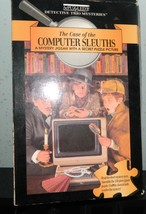 Bepuzzled Jr The Case of The Computer Sleuths Game-Complete - $10.00