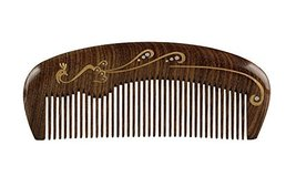 Natural Wooden Comb/Best Choice Of Gift Giving/Chinese Style(Sander) image 2