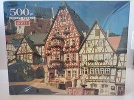 """Mittenwald, Germany According to Hoyle 500 Piece Jigsaw Puzzle 14"""" x 18"""" - $18.69"""