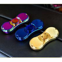 Cigarette Lighter USB Charging EDC Hand Spinner Fidget - One Item w/Random Color image 8