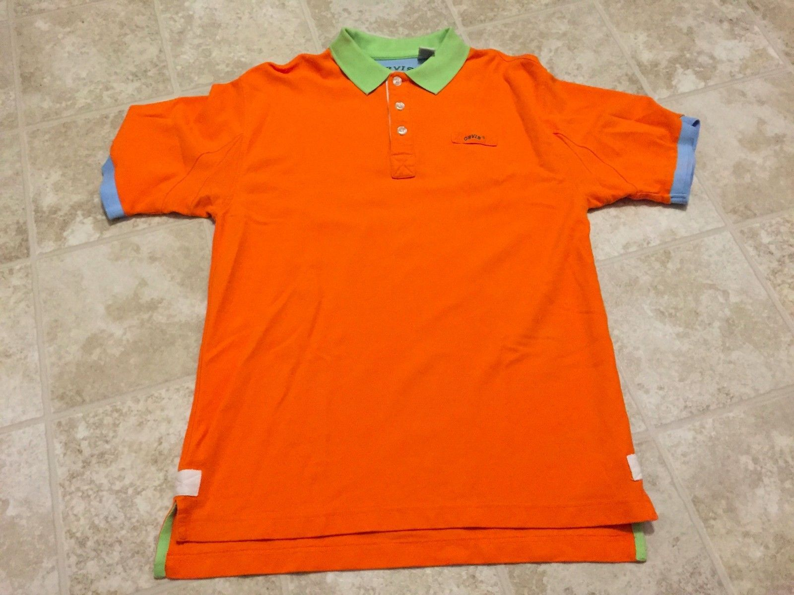 c8ee0958bc1 Orvis Mens Button Front Short Sleeve Polo and 11 similar items. 57