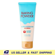 [ ETUDE HOUSE ] Baking Powder B.B Deep Cleansing Foam 160ml ++Free Sample++ - $10.69