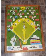 Roger Maris Official Action Baseball Game Vintage - £50.43 GBP