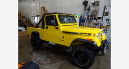 1985 Jeep Scrambler CJ8 for sale in Oswego, Illinois 60543 image 1