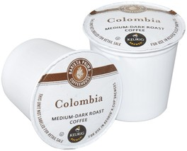 Barista Prima Coffeehouse Colombia Coffee, 96 Keurig K cups, FREE SHIPPING  - $64.99