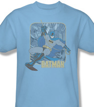 DC Comics Batman Icon Retro Superhero Graphic T-shirt Bruce Wayne BM1322 image 2