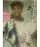 LP-- Dionne Warwick ‎– How Many Times Can We Say Goodbye  - $6.99