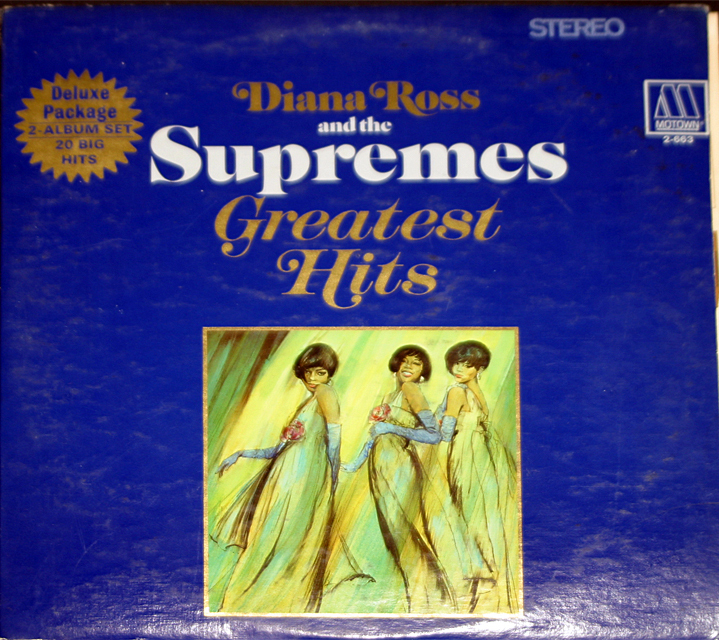 Diana ross   supremes greatest hits cover