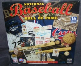 NATIONAL BASEBALL HALL OF FAME 2009 16-MONTH WALL CALENDAR NEW! - $14.96