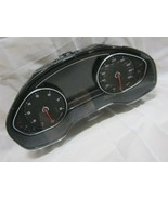 OEM 11-16 Audi A8 Dashbaord Gauges Panel Instrument Cluster 180MPH 4H092... - $494.99