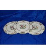 3 Vintage Royal Doulton Kingswood Salad Plate 18167 Plates - $30.84