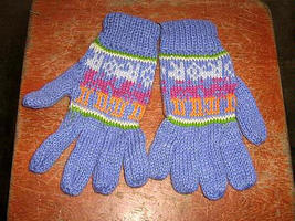 Pure Alpacawool gloves,very soft - $14.00