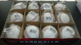 Rawlings Flat Seam Perfect Game USA Baseballs 12 Count Box Brand New - $128.69