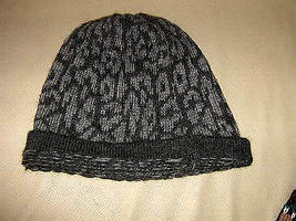 Beanie hat,woolen cap made of  alpacawool  - $32.00