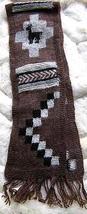 Folklorical peruvian scarf, shawl made of Alpaca wool - $26.00