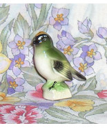 Bird  Golden Crowned Kinglet Number 26  Canadian Tenderleaf Tea Premium - $6.25