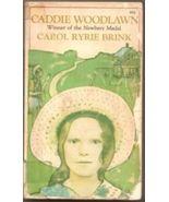 Caddie Woodlawn by Carol Ryrie Brink Collier Books 1970 - $5.00