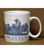 Starbucks 2010 Seattle Architect Mug New Never Used - $24.99