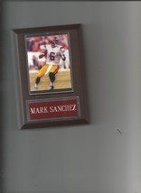 Mark Sanchez Plaque Usc Trojans Football Ncaa Southern University Of California - $1.97