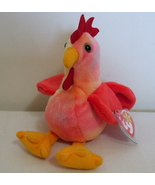 Ty Beanie Babies NWT Strut the Rooster Retired - $9.95