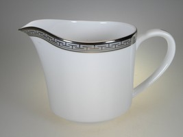 Royal Worcester Corinth Platinum Creamer Made in England NEW WITH TAGS - $25.20
