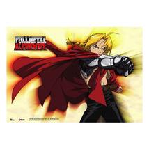 Fullmetal Alchemist: Ed Automail Fabric Poster GE77647 NEW! - $19.99