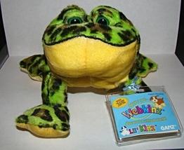 GANZ WEBKINZ - Bullfrog (Sealed Code) - $20.00