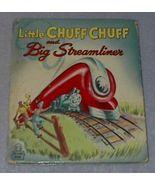 Tell A Tale Book Little Chuff Chuff and Big Steamliner - $7.95