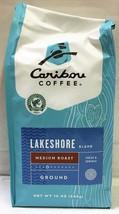 Caribou Coffee Lake Shore Medium Roast Ground Coffee 12 oz - $10.84