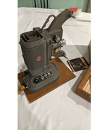 Dejur Model 1000 Movie Projector 8mm with case - $49.50