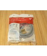 General Electric WX09X10006 Universal Standard 3 Wire Plug 40 Amp Range ... - $14.01