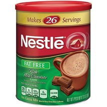 Nestle Hot Cocoa Mix, Fat Free With Calcium, 7.33 Oz