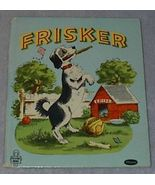 Vintage Child's Tell A Tale Book Frisker - $5.95