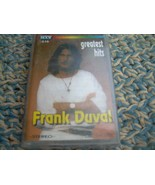 Frank Duval Greatest Hits Cassette Polish Release Made In Poland - $6.92