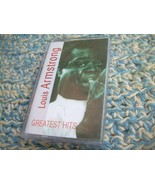 Louis Armstrong Greatest Hits Cassette Russian Unofficial Release - $6.92