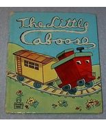 Child's Tell A Tale Book The Little Caboose Nina O'Hern - $5.95