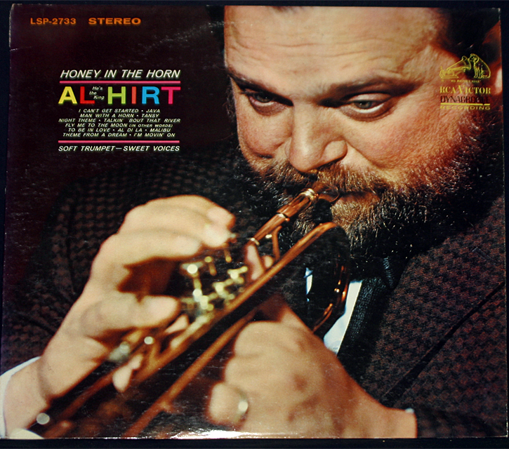 Al hirt honey in the horn cover