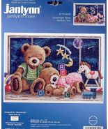 Goodnight Bears Counted Cross Stitch Kit - $20.00