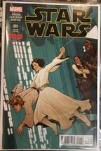 Star Wars #1 Marvel 2015 Kings Comics Joe Quinones - $44.09