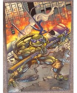 Teenage Mutant Ninja Turtles Donatello Glossy Print 11x17 In Hard Plasti... - $24.99