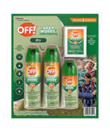 3 OFF! Deep Woods Insect Mosquitoes Repellent Dry Long Lasting Spray 8 T... - $16.99