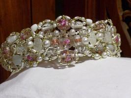 Ice Princess Headband, OOAK, SCA, Pagan, Wiccan - $45.00