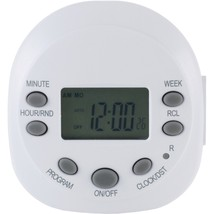 Ge Plug-in Digital Timer JAS15150 SSW-RA26533 - $20.39