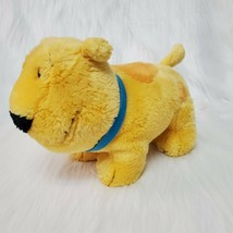 "10"" Clifford Big Red Dog T Bone Yellow Dog Plush Stuffed Animal Toy Kohls B224 - $10.97"