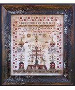 Henrietta Goodrich cross stitch chart Barbara Ana Designs - $12.60