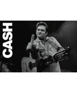 Johnny Cash San Quentin Finger Poster - $5.90