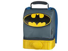 BATMAN LUNCHBOX WITH CAPE - $14.95